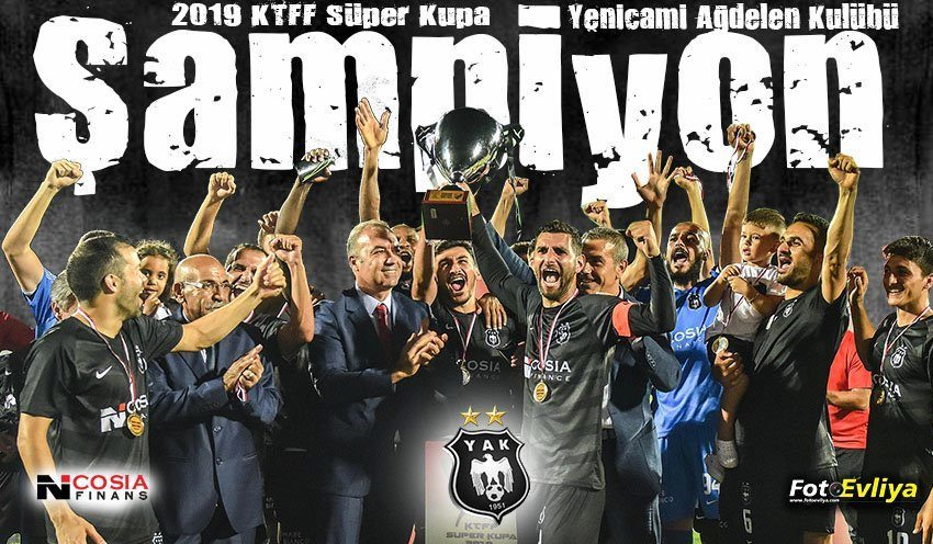 2019 KTFF Süper Kupa Şampiyonu Yenicami AK