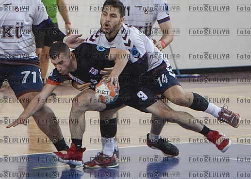 Uluslararası Kıbrıs Üniversitesi-Yükseliş Hentbol İhtisas Spor Kulübü(KTSYD Kupası Yarı Final)