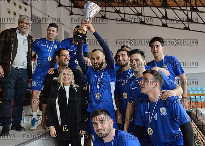 Gazimağusa Belediyesi Çamlık Spor-Yakın Doğu Ünivesitesi (9. Rauf Raif Denktaş Kupası)