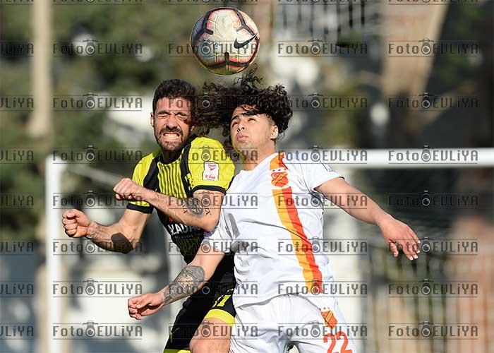 Türk Ocağı Limasol-Çetinkaya TSK(Çeyrek Final 1.Maç)