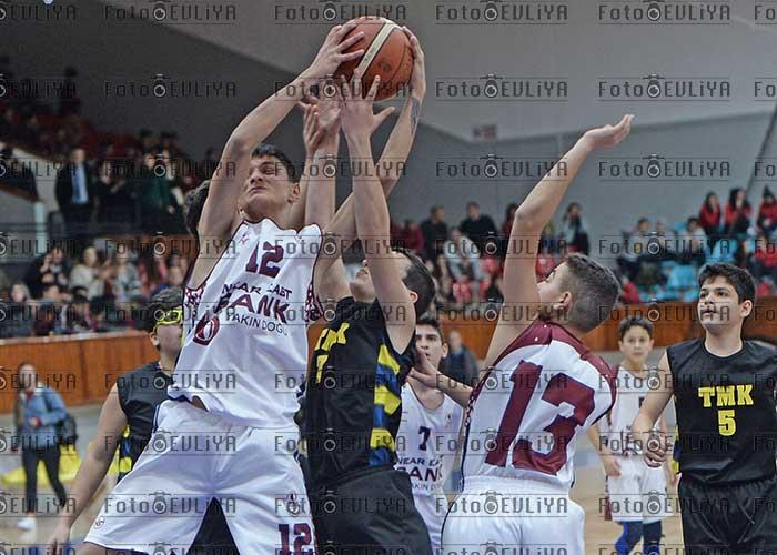 Ortaokullar Arası Basketbol Şampiyonası (Final)