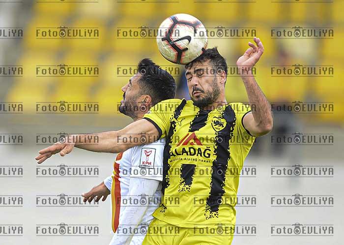 Çetinkaya TSK-Türk Ocağı Limasol (Çeyrek Final 2.Maç)