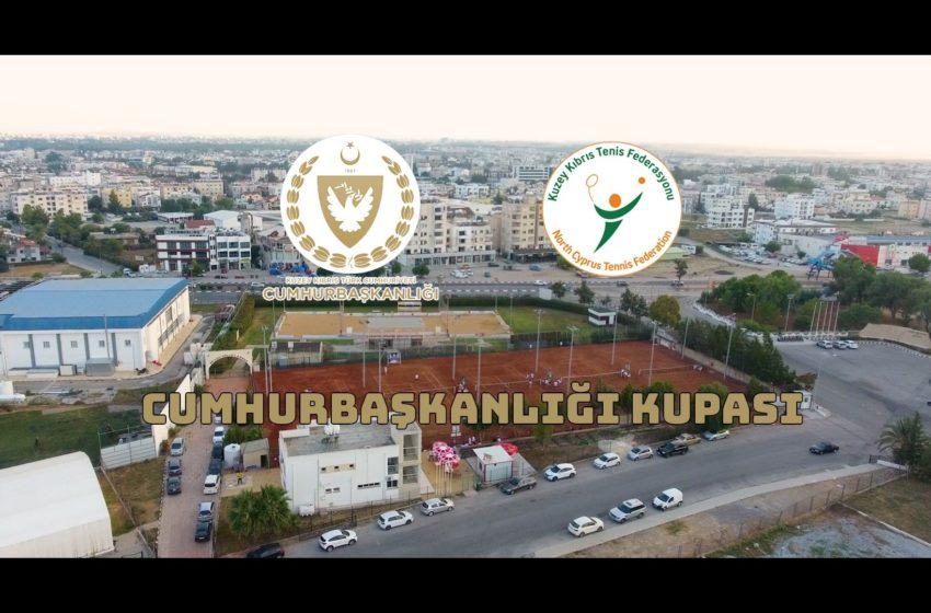 Kuzey Kıbrıs Tenis Federasyonu Cumhurbaşkanlığı Kupası 2019