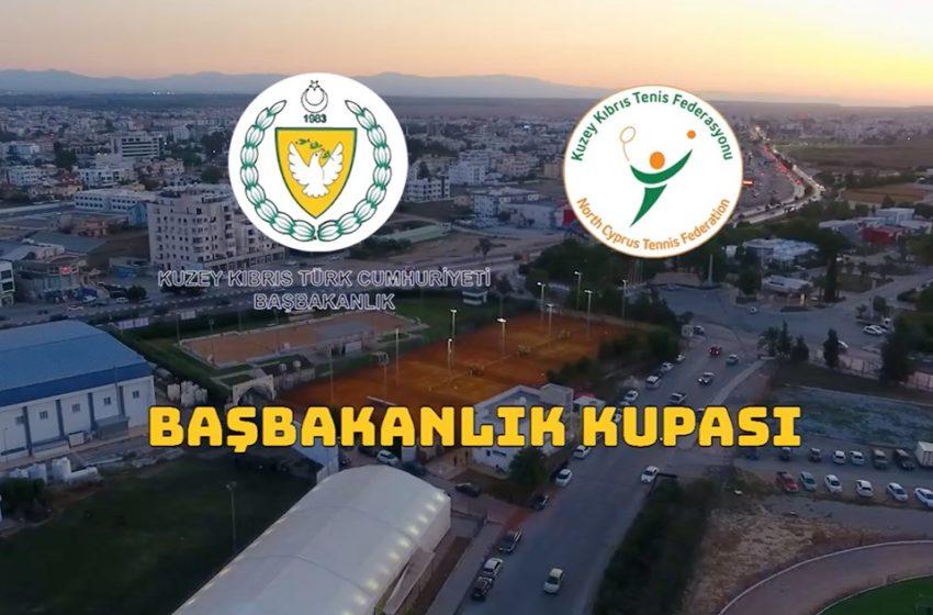 Kuzey Kıbrıs Tenis Federasyonu Başbakanlık Kupası 2019