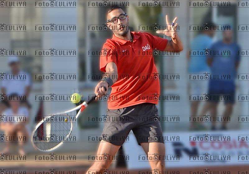 Nicosia Motors Tenis Ligi Play-Off Yarı Final