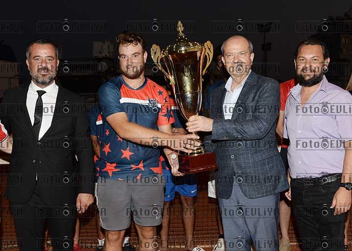 Nicosia Motors Tenis Ligi Finali