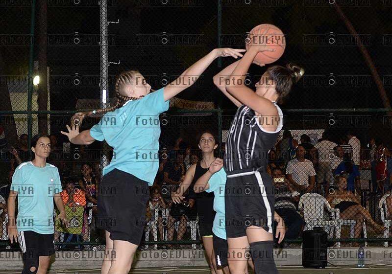 Akdeniz Spor Birliği 2.Streetball Turnuvası