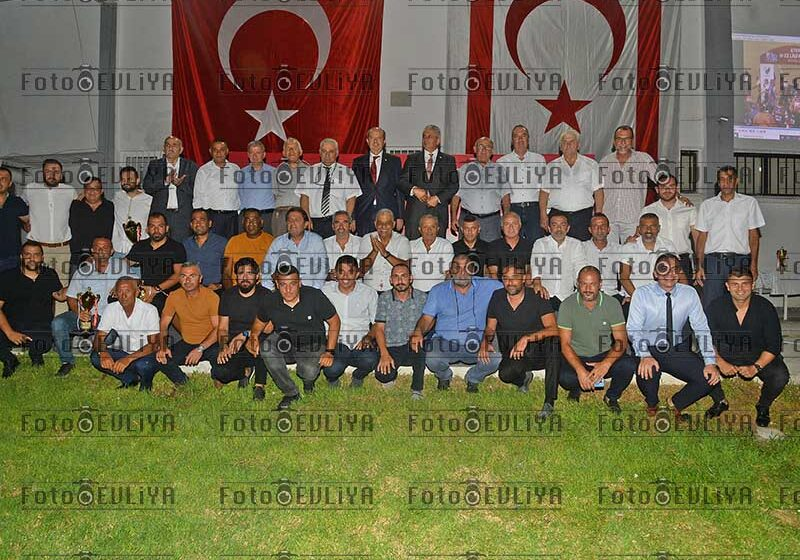 Kıbrıs Türk Futbol Antrenörler Derneği Başarı Ödülleri