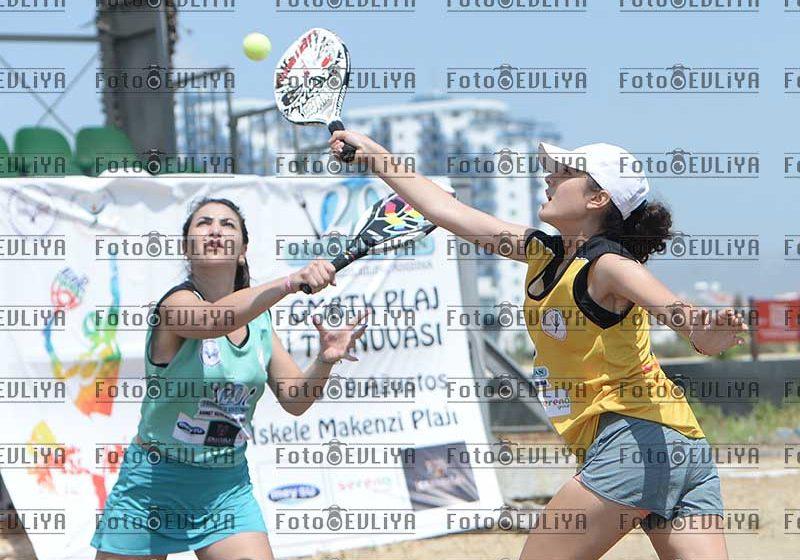 20 Temmuz GMBTK Plaj Tenisi Turnuvası