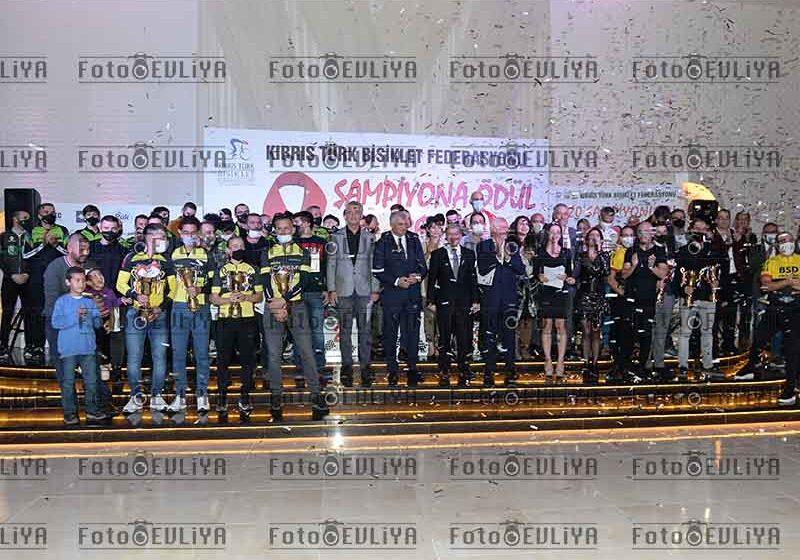 Kıbrıs Türk Bisiklet Federasyonu Gala Gecesi