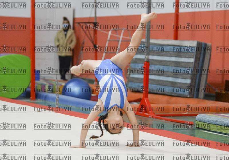 Şehitlermizi Anma Cimnastik Müsabakaları