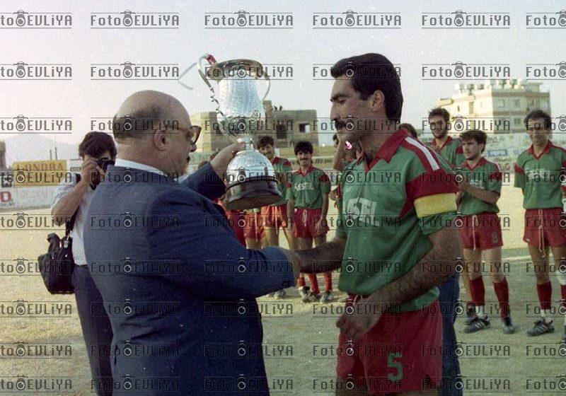 1989 KKTC Cumhurbaşkanlığı Kupası Baf Ülkü Yurdu-Yenicami AK