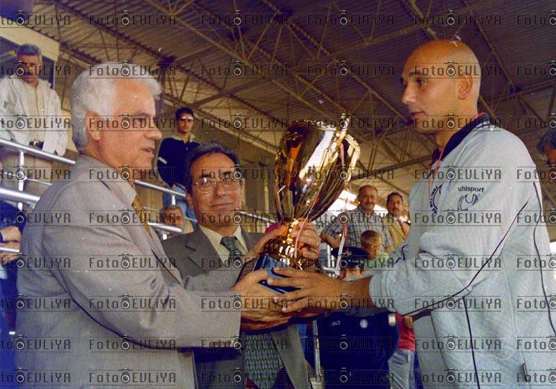 2000-2001 KTFF Kupası Finali Çetinkaya TSK-K.Kaymaklı TSK