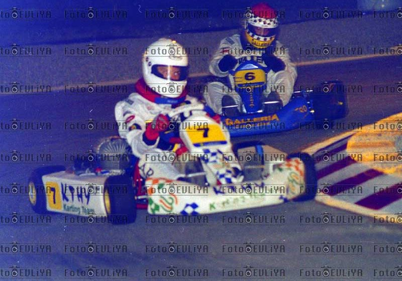 KKTCELL Karting Cup 2001