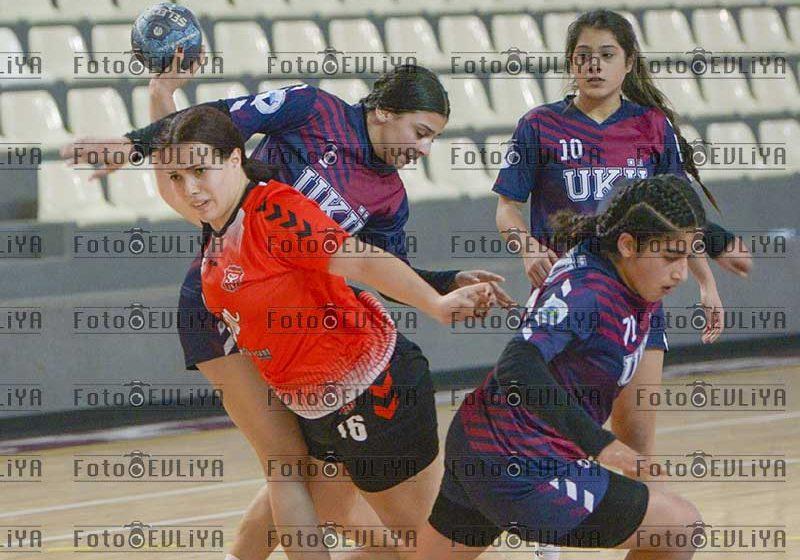 Uluslararası Kıbrıs Üniversitesi-Şahlanspor (U18 Ligi)