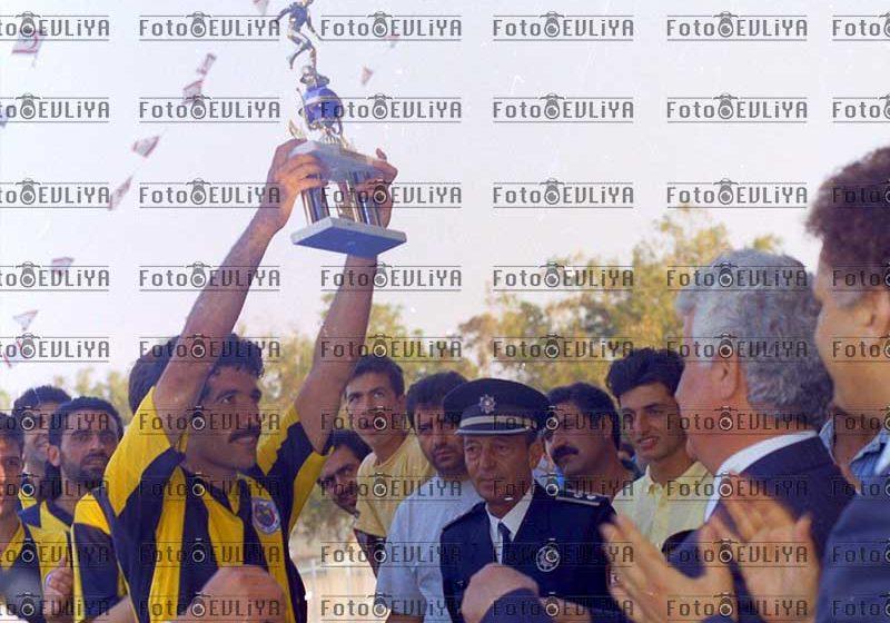 1993 KKTC Başbakanlık Kupası Doğan Türk Birliği-Gençlik Gücü TSK