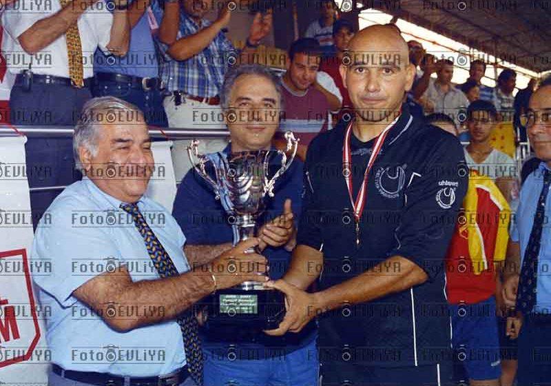 2000-2001 Telsim Kupası Çetinkaya TSK-Binatlı YSK