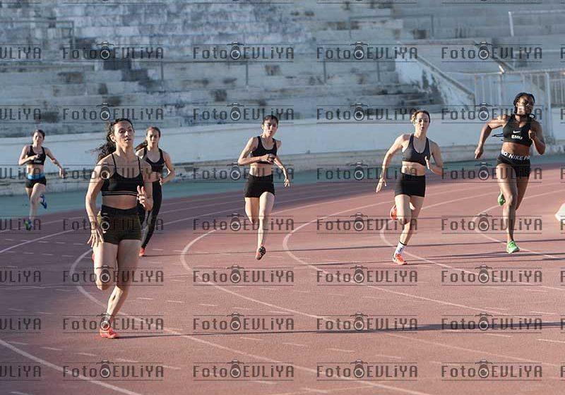 Mağusa Bölgesi Sprintler Ve Rekor Deneme Yarışları
