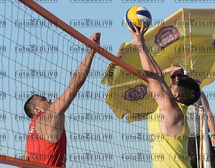 9. Osman Maraşlı Plaj Voleybol Anı Turnuvası
