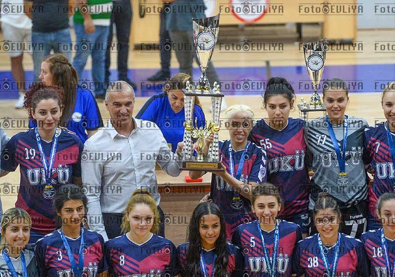 Uluslararası Kıbrıs Üniversitesi-Levent (Federasyon Kupası Final)