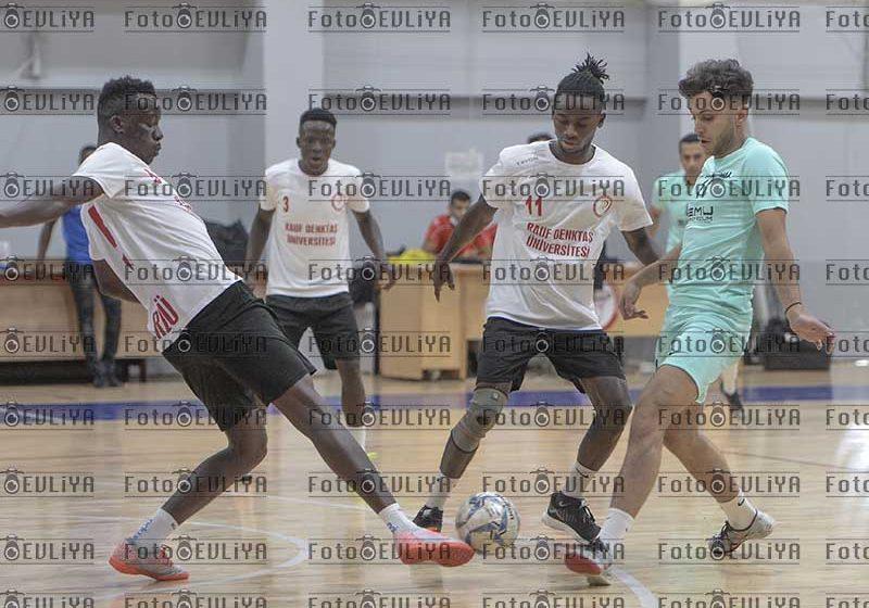 Üniversiteler Futsal Finalleri