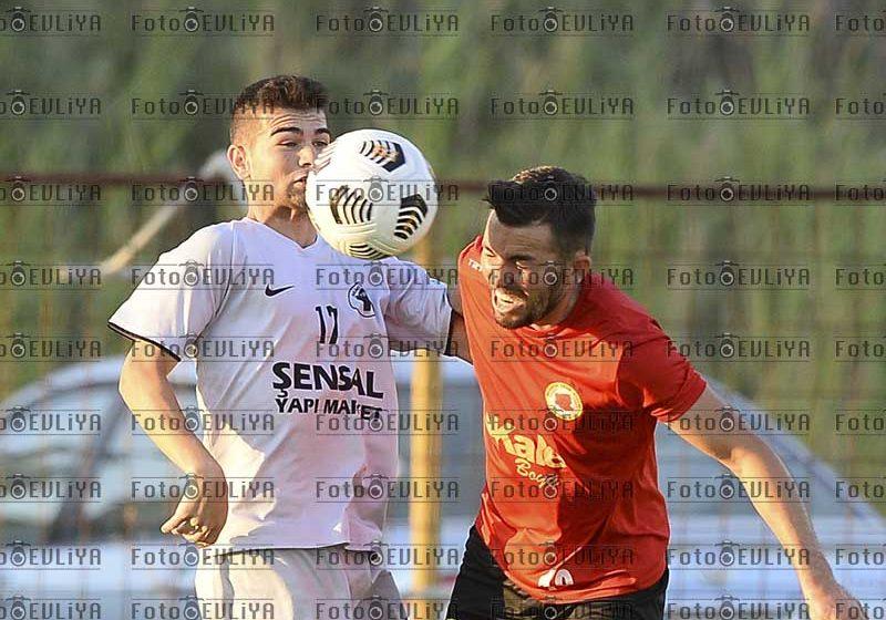 Hamitköy ŞHSK-Mesarya SK (Hazırlık Maçı)