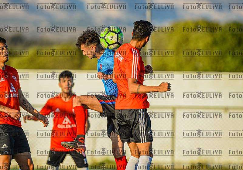 Göçmenköy İYSK-Gönyeli SK (U20 Hazırlık Maçı)