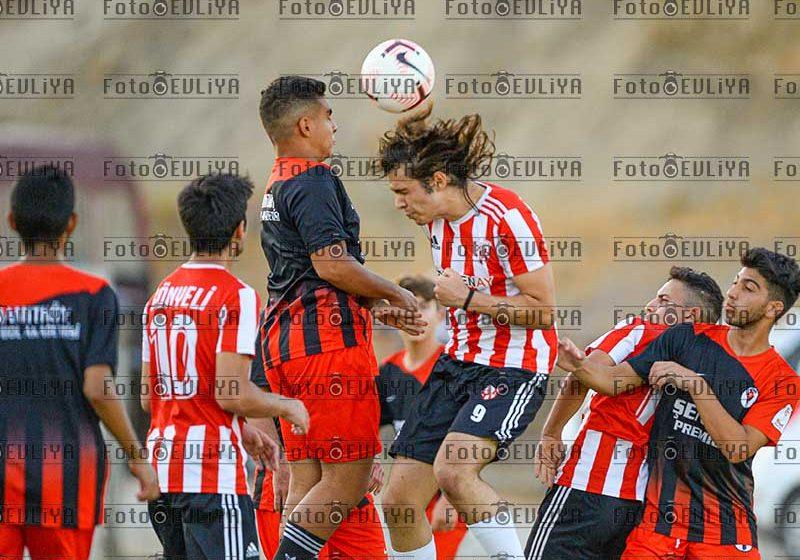 Hamitköy ŞHSK-Gönyeli SK (U21 Hazırlık Maçı)