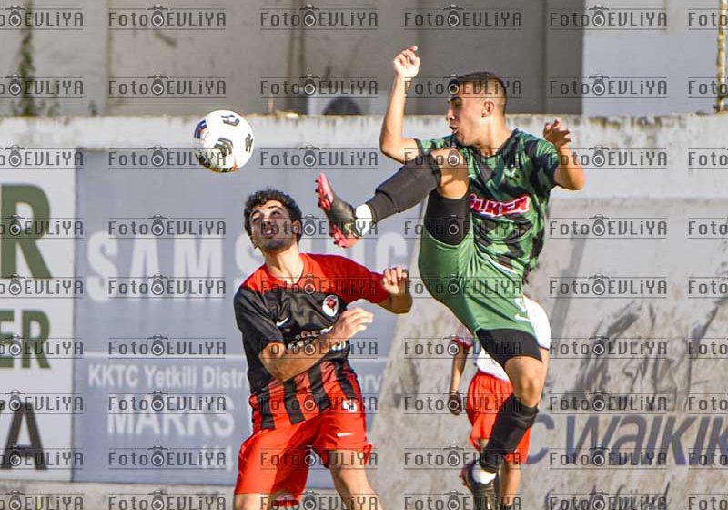 Hamitköy ŞHSK-K.Kaymaklı TSK (Lefkoşa Kupası)